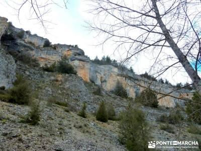 Cañón Río Lobos; senderismo fácil; videosenderismo; fotosenderismo;power walking madrid